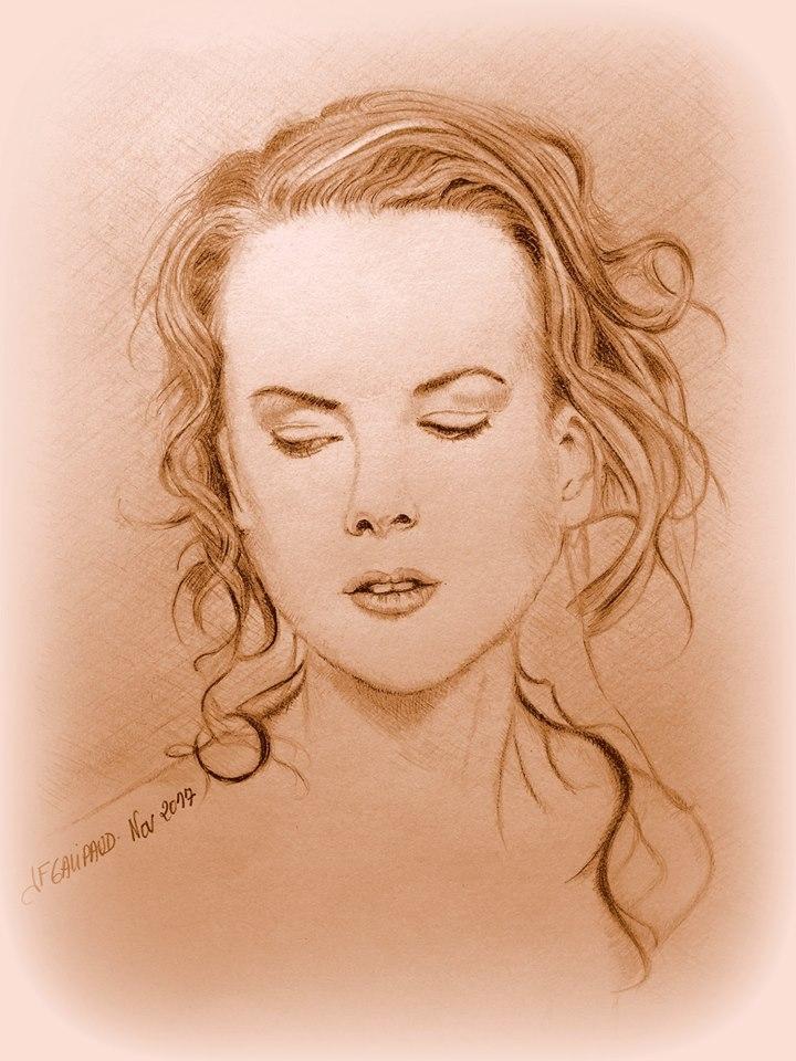 Nicole Kidman by JFG
